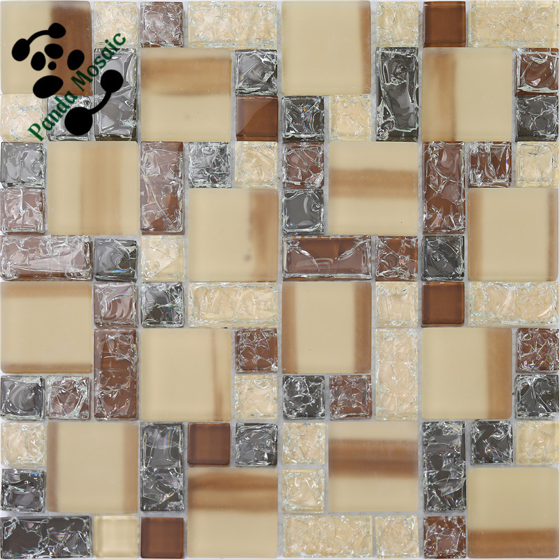 Mb Sms17 Multi Color Mosaic Home Decor Le Gl Tile