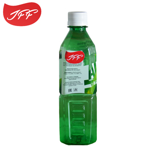 1.5L Big Bottle Aloe Vera Drink with Fresh Aloe Pulps