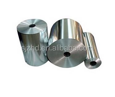 Industrial Aluminium Foil Roll /aluminium Foil Jumbo Roll /stock ...
