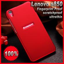 solid colors  lenovo s850 phone cover popular pc case for lenovo s850 plastic cover free shipping lenovo s 850 case plastic