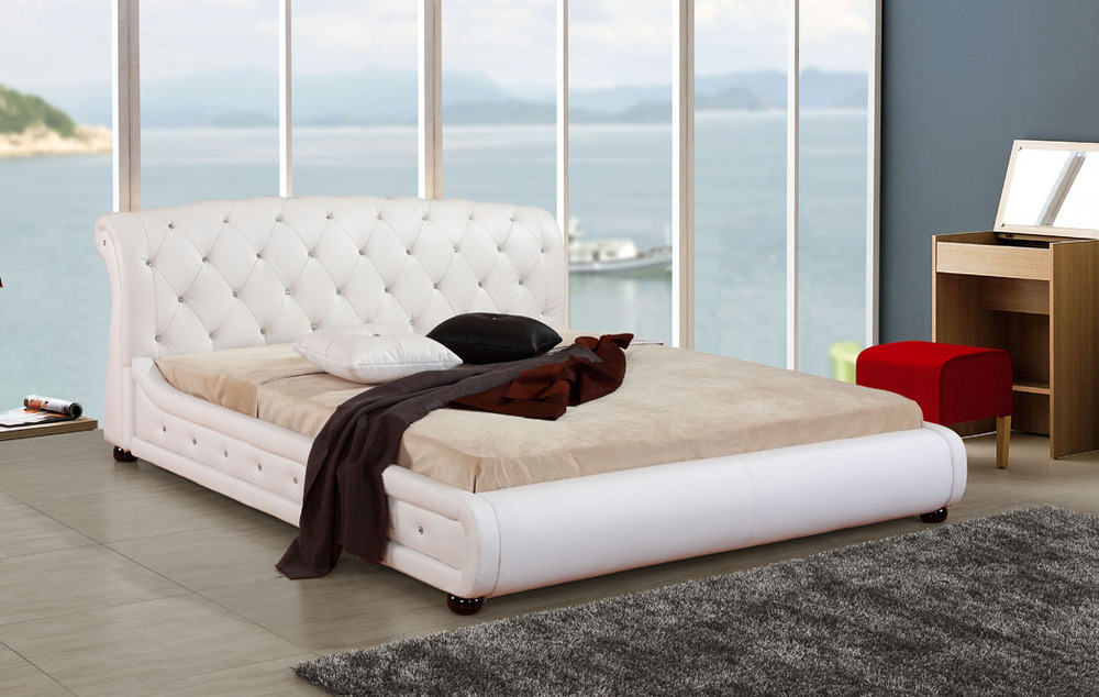High Class Modern Bedroom Furniture B2028 Buy Soft