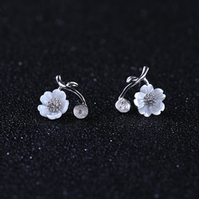 Customized Flower Shaped Pendant Jewelry Parts for Necklace/Earring/Ring