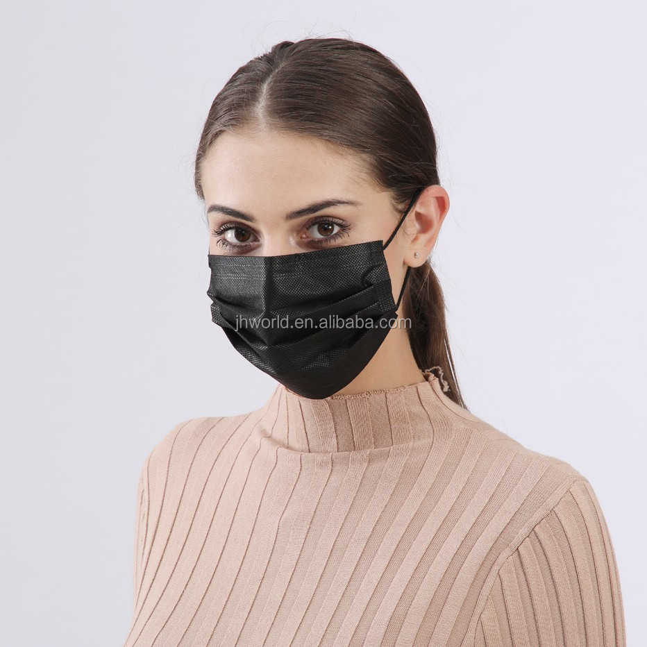 funny face disposable surgical mask