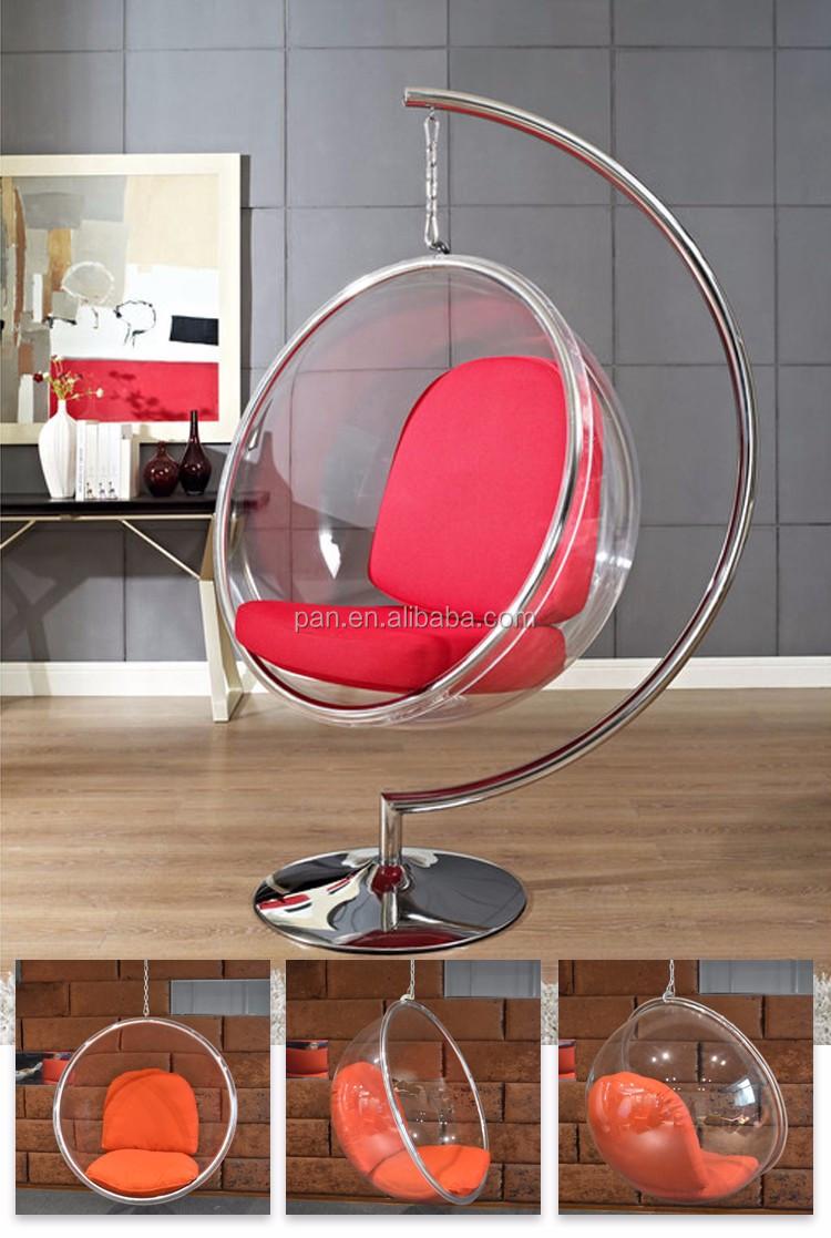 Moderne Zeitgenössische Wohnzimmer Transparente Körper Ausgesetzt ...