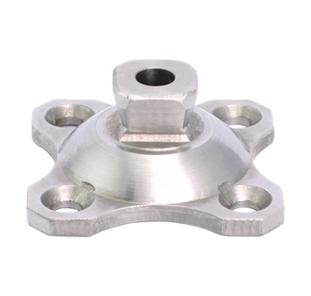 4R24 4- Hole Pyramid Adapter with Hole for disable people , prosthetic
