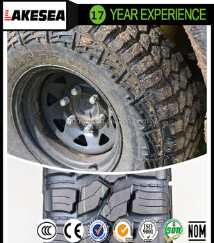 Truck 4x4 Tyres Lakesea 4wd Mud Tires Aggressive M T 31x10 5r15