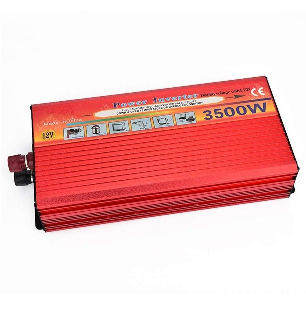 Cheap 220v Inverter Circuit Diagram Find 12v Dc To Ac With Battery Charging Function Get Quotations Car Power 3500w Home Solar