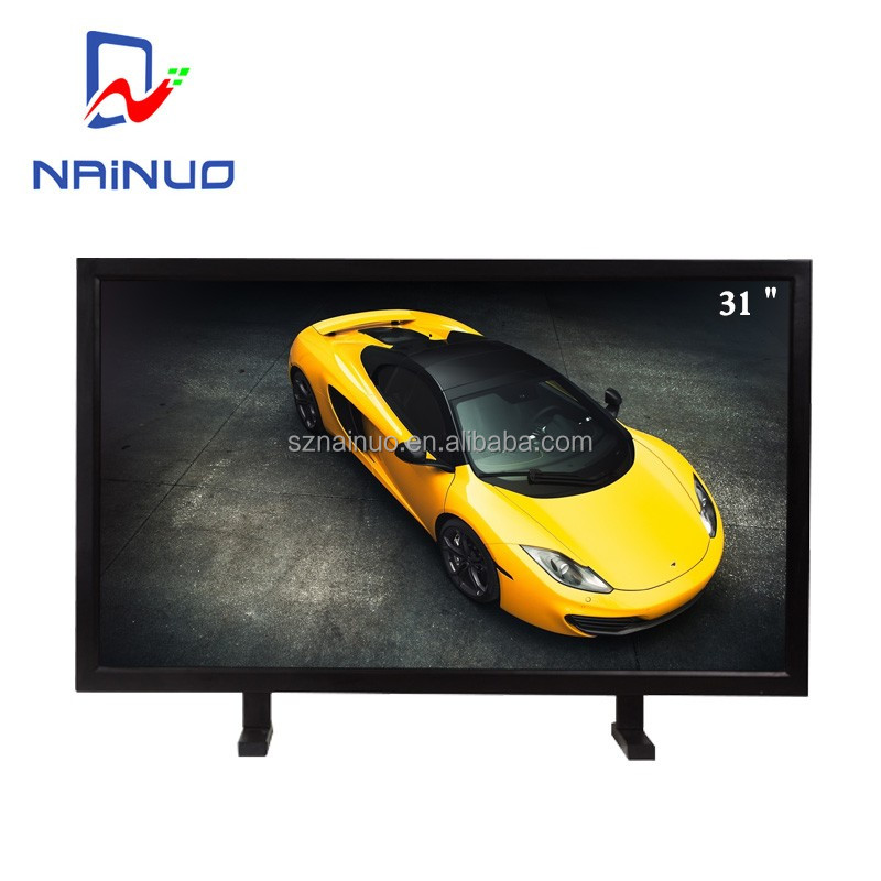high resolution cheap 24 open frame 4K 84 inch LED / LCD cctv monitor