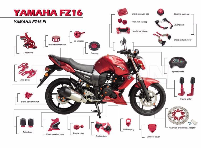 Yamaha Fz Sprocket