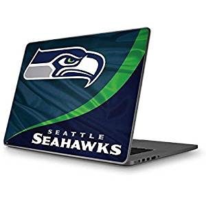 NFL Seattle Seahawks MacBook Pro 15 (2009&2010) Skin - Seattle Seahawks Vinyl Decal Skin For Your MacBook Pro 15 (2009&2010)