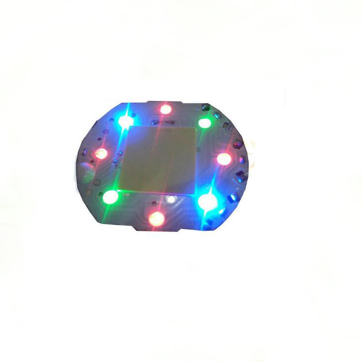 vibration sensor led light