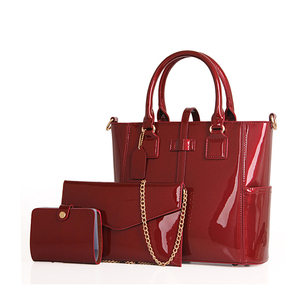 Ladies Patent Leather Bag 78faf341aa599