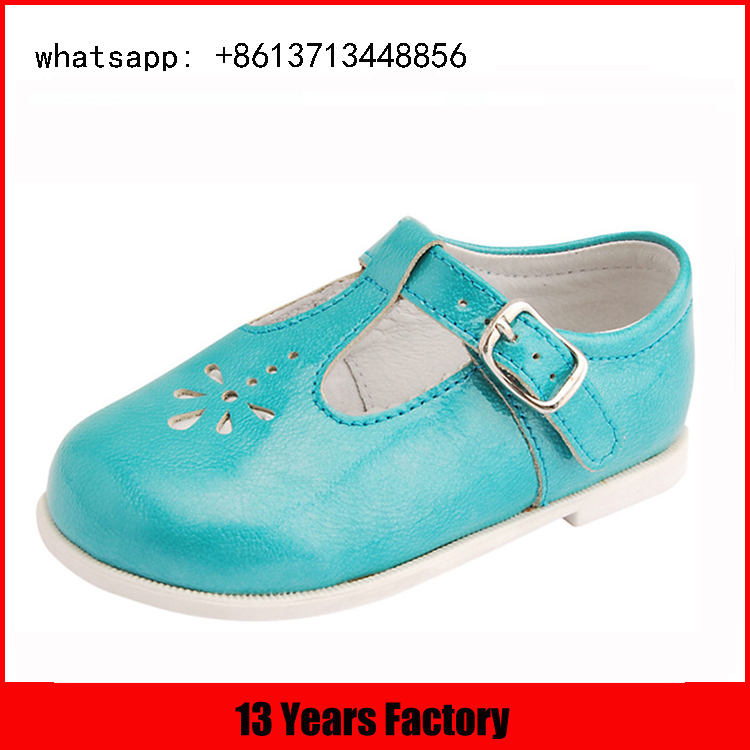 paunch upper cow leather fancy kids wholesales shoes