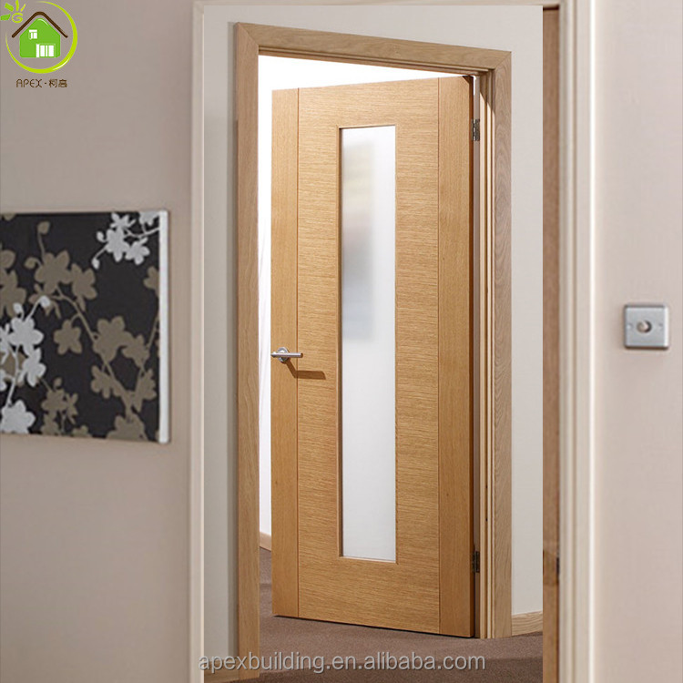 Office Door Oak Wooden Door Design With Glass View Door With Flower Designs Apex Product Details From Guangzhou Apex Building Material Co Limited On Alibaba Com