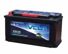 Norme DIN 12 v 92ah haute qualité <span class=keywords><strong>MF</strong></span> plomb acide voiture batterie