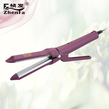 Professional hair straightener China factory hair iron ZF-912