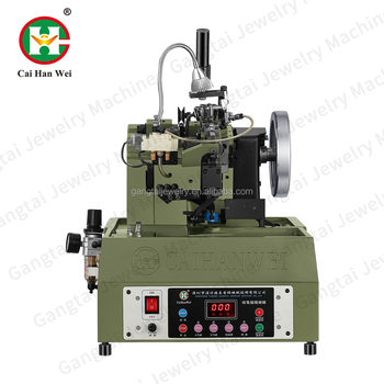 Gold Chain Making Machine Wheat Chain Making Equipment Chain