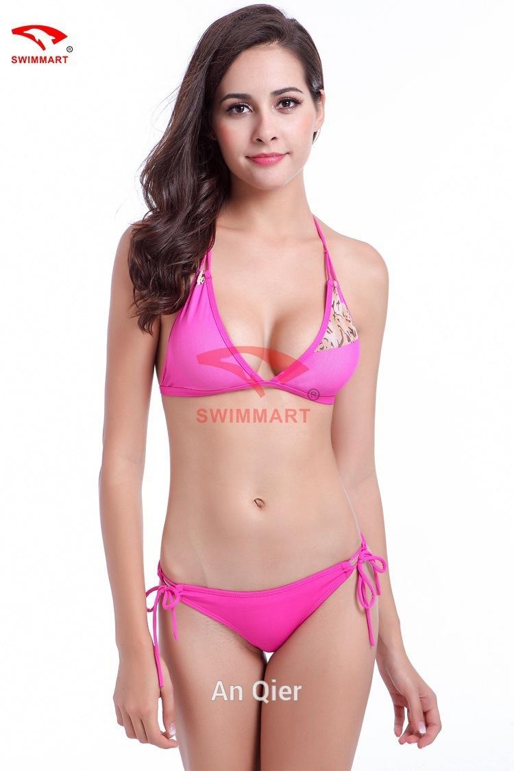 models European bikini