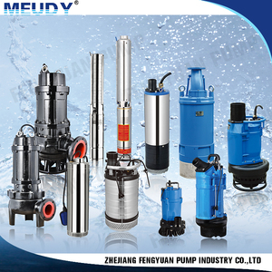 Professional Manufacture Electric Submersible types of pumps