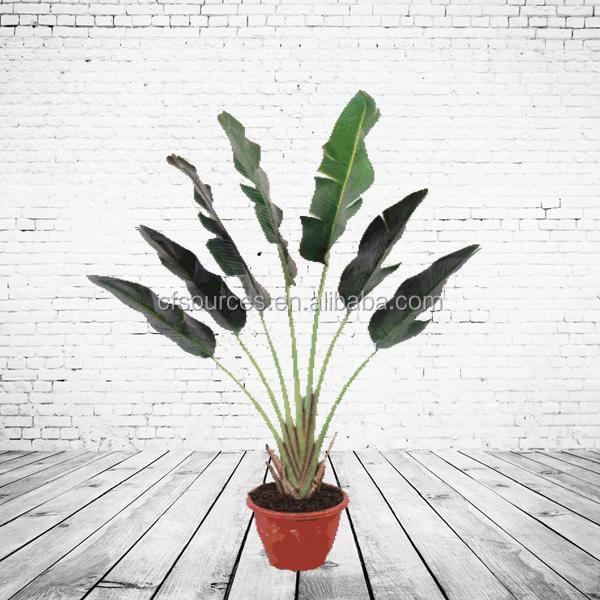 Banana artificial rbol de instituto paisaje decoraci n for Arbol artificial decoracion
