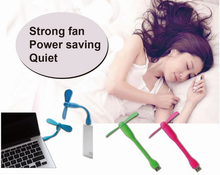 2016 hot sale mini usb fan for phone with portable size