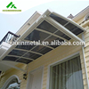 easy assembly detachable outdoor window awning