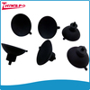 rubber vacuum cup with lead screw hole