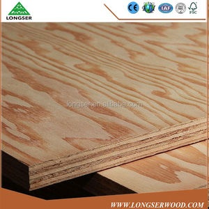 Factory price 1220X2440mm 12mm cheap pine plywood board