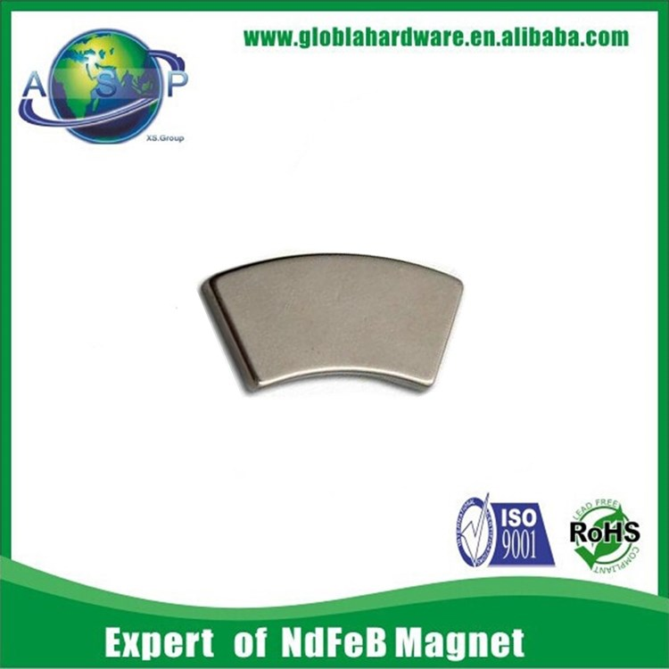 Magnetic Ceiling Fan : Fan driven generator permanent arc magnet ceiling