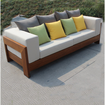 Latest Wooden Sofa Designs Garden Teak Wood Sets Outdoor Furniture Set Design Product On