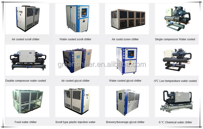 Industrial Water Cooling Chiller Lg Water Cooled Screw Lg