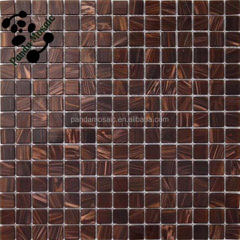 Mb Smh07 Cheap Vitrified Tile Price Wholesale Mosaic Tile Brown ...