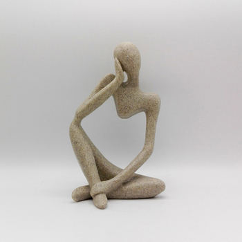New Sandstone Sculpture For Home Decoration Human Statue
