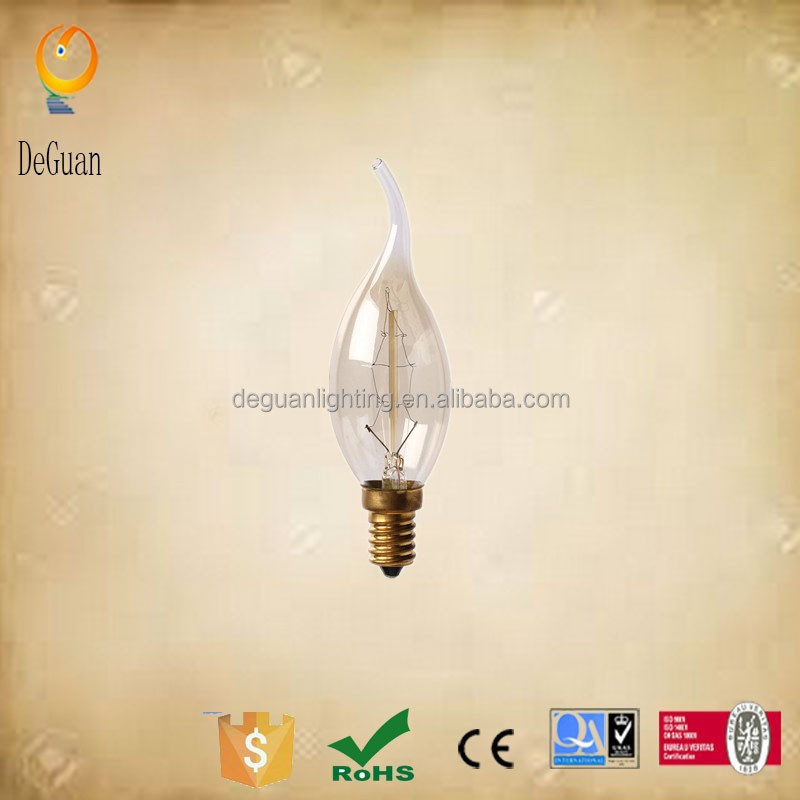 Wholesale Luxury Quality Edison Bulb Style Replacement C35L Christmas Lights