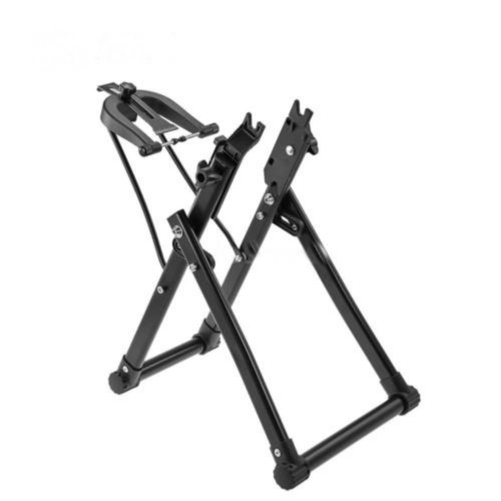 M Wave Wheel Truing Stand Black