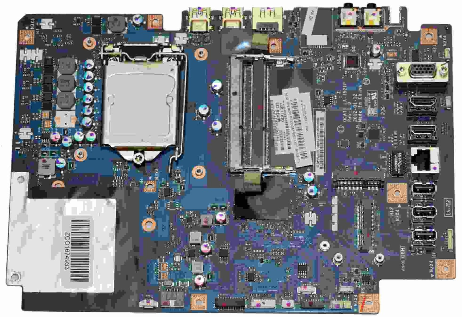 Cheap 1155 Asus Motherboard Find Deals On Mainboard Extreme H61 Soket Get Quotations 90r Pt00bmb80000c Et2411i Aio Intel S1155