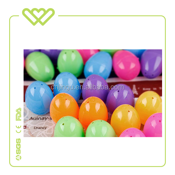 China easter gift egg wholesale alibaba 4 colors gifts plastic easter plastic egg negle Images