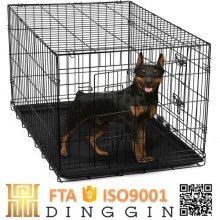 Wire mesh dog kennel lows outdoor for sale