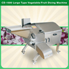 CD-1500 Large Capacity Tomato Dicing Machine, Tomato Dicer, Tomato Cubes Cutting Machine