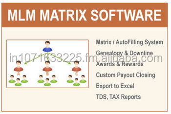 Mlm Software - Buy Mlm Software Product on Alibaba com