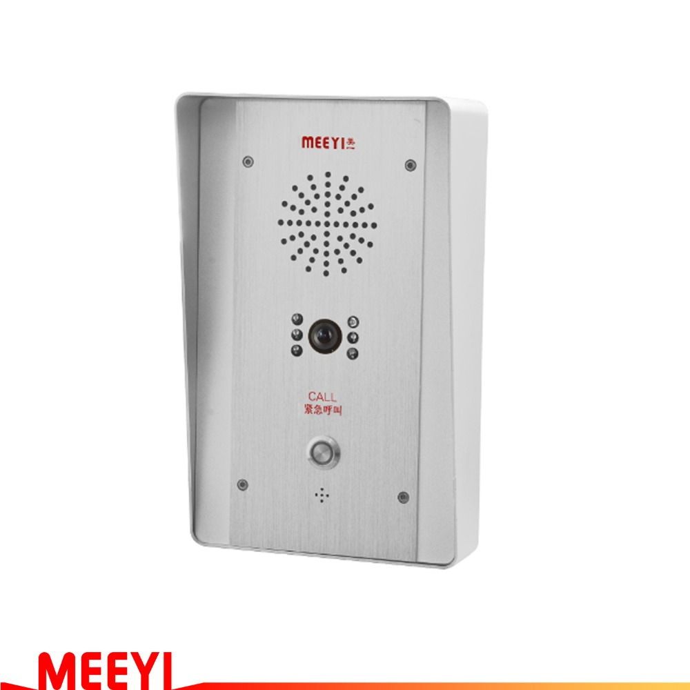 MEEYI TBV-8219A ip audio intercom video microphone voice intercom system