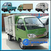 chargeable mini cargo van hot selling in Russia