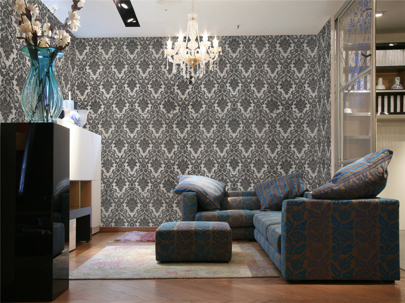 Fashion Home Decor Hotel Wallpaper Supplier Non Woven Bedroom Living Room  Background Wall Paper Designer Part 28