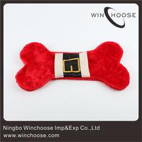 Plush Dog Bone Dress Christmas Decoration Supplies 49003-17