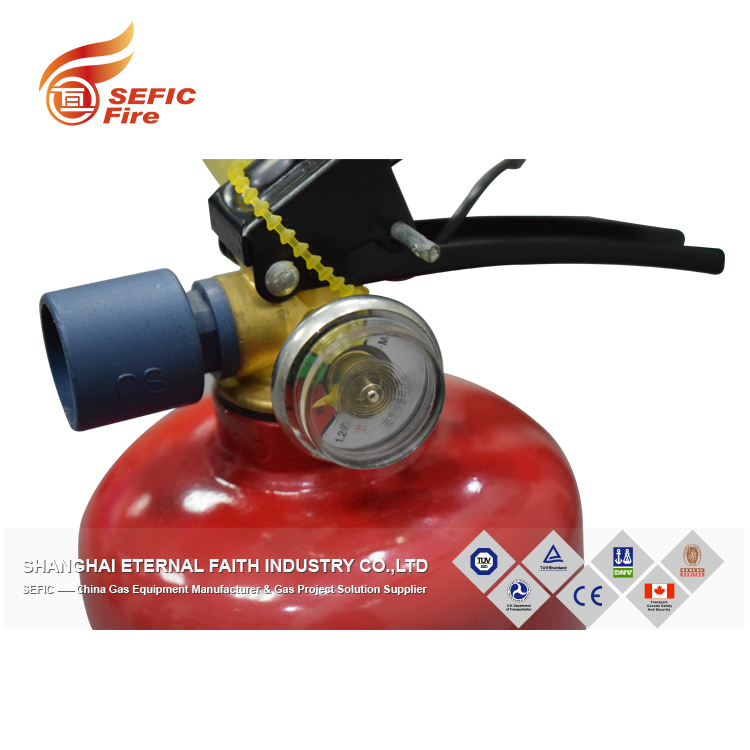 SEFIC Brand ABC Dry Chemical Powder Fire Extinguisher Wet Chemical Fire Extinguisher