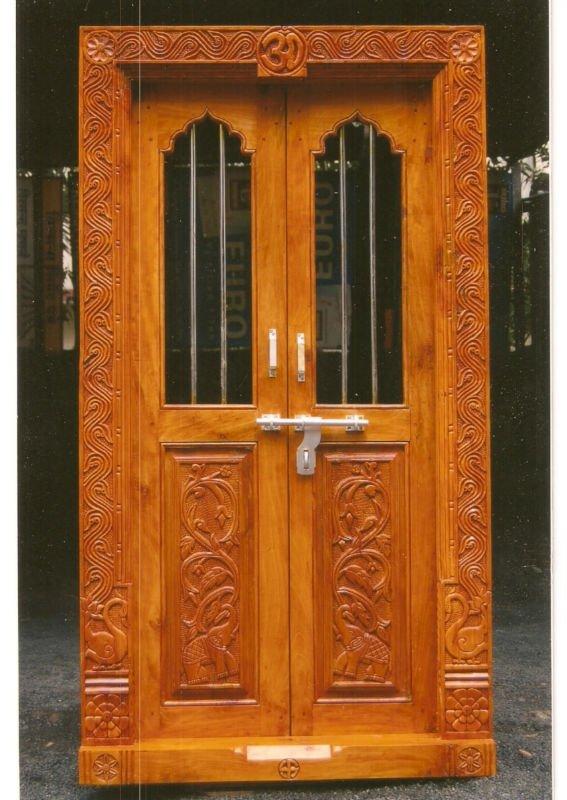 Carved Wooden Door Frame - Buy Carved Door Frame Product on Alibaba.com