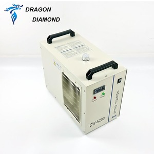 China s&a Water Cooling Type Water Cooled Industrial Chiller Cw5200 6L