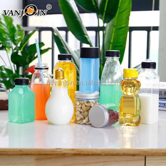 Sıcak Satış Ucu Kap Yumuşak Plastik Yeniden Kullanılabilir Ketçap sos şişesi