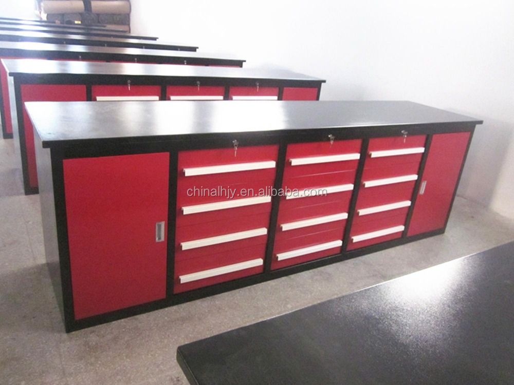 Workbench Tool Box Evaluate Hardware