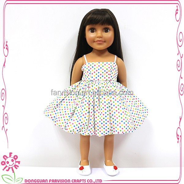 Custom plastic doll golden star doll fashionable generation doll